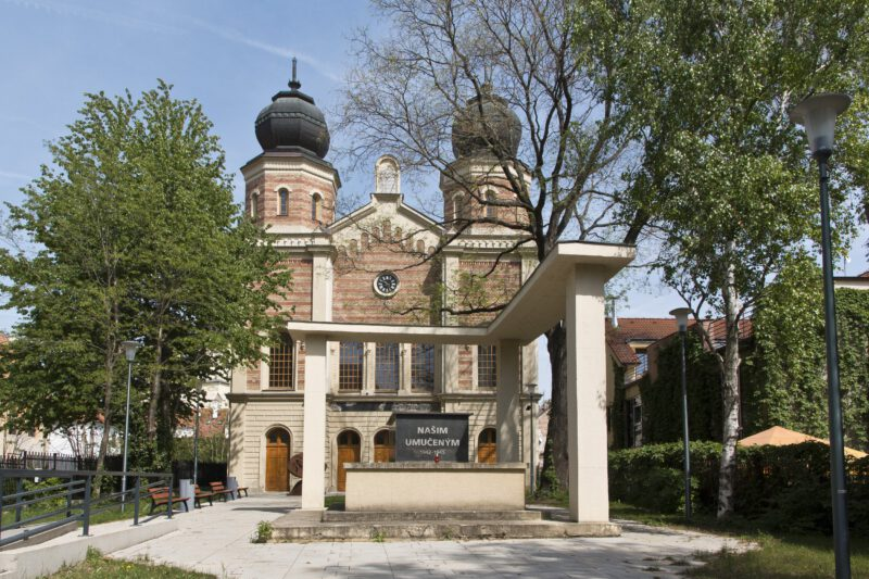Slovenská cesta židovského kultúrneho dedičstva