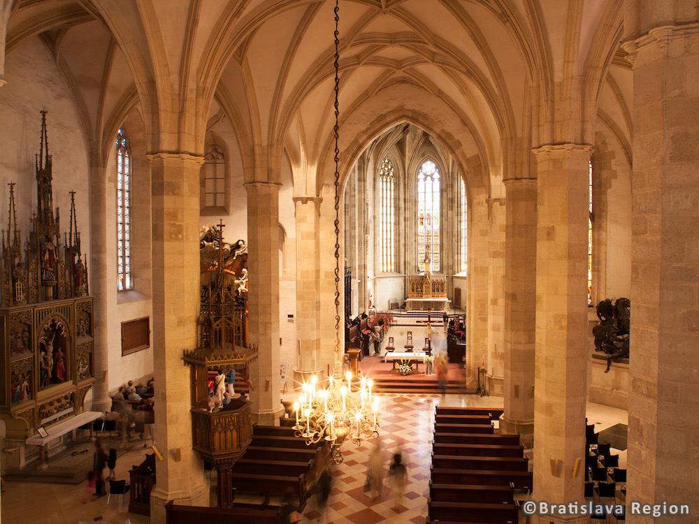 Bratislava – Dóm sv. Martina