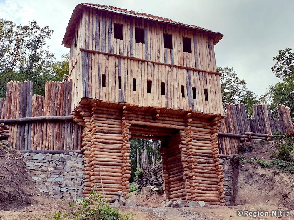 Bojná – Hradisko Valy – Archeologické múzeum