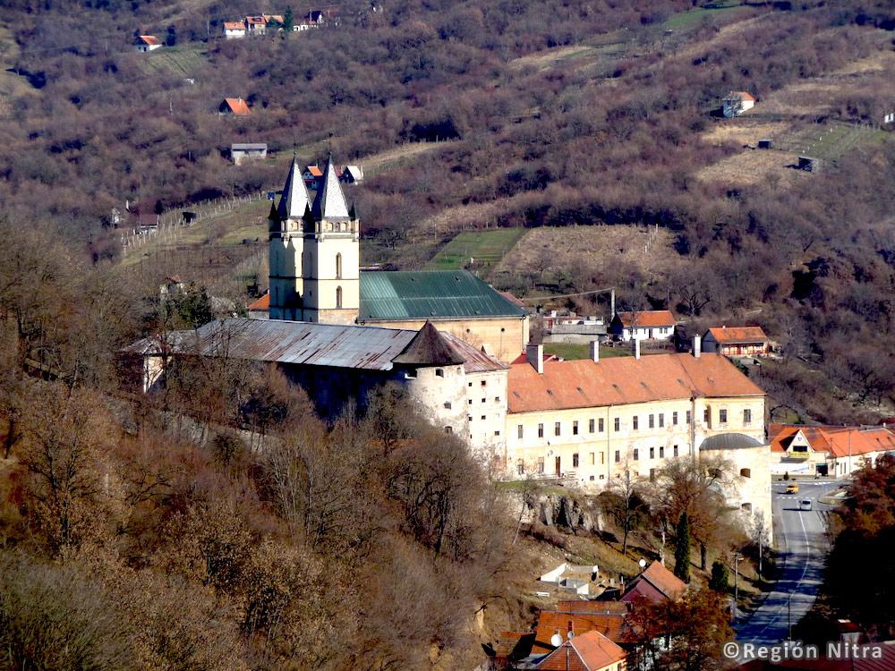 Hronský Beňadik – Benediktínsky kláštor
