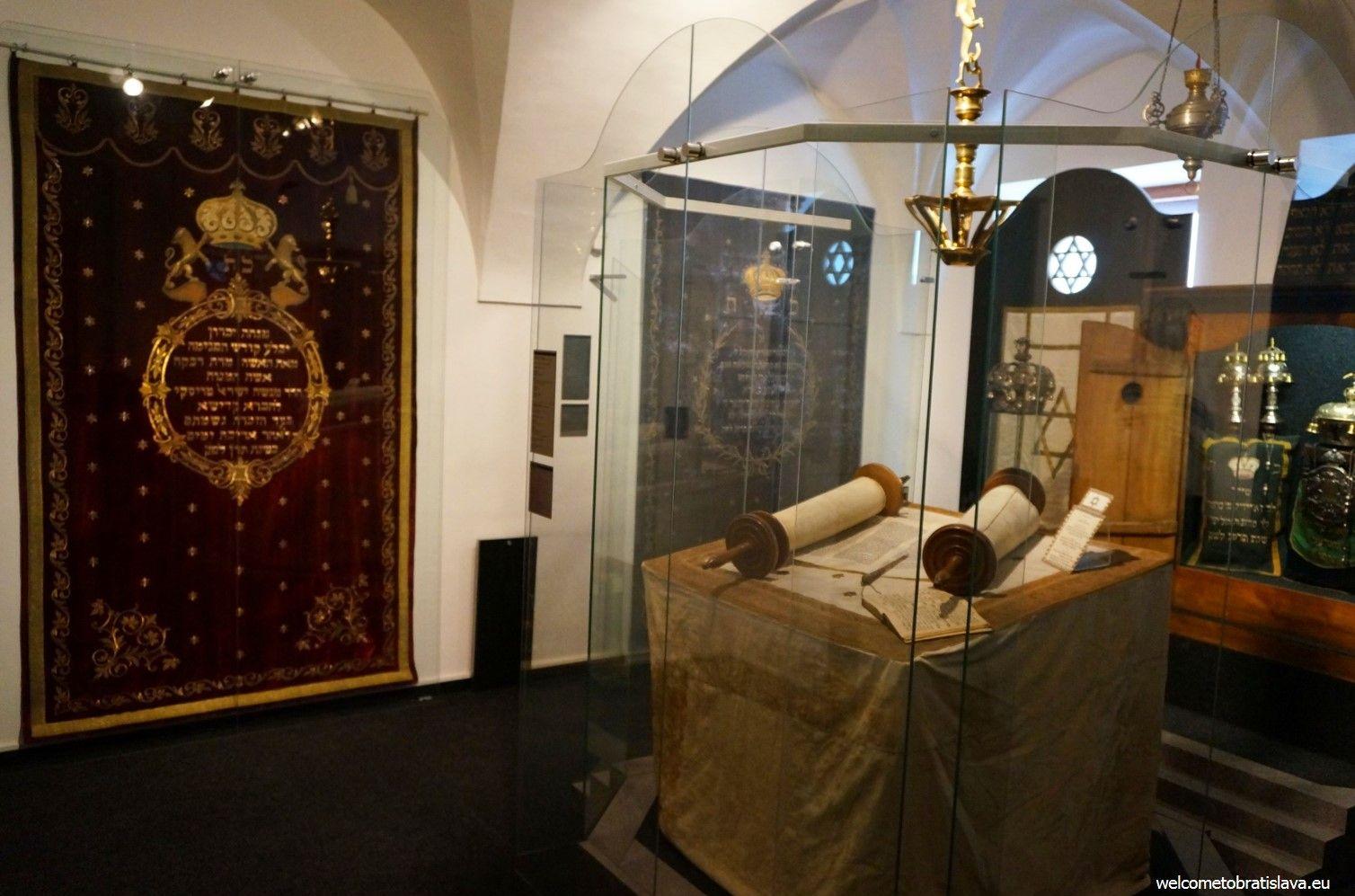 Bratislava – Múzeum židovskej kultúry