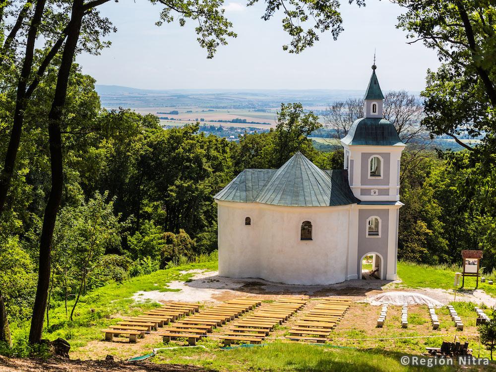 Nitrianska Blatnica – Rotunda sv. Juraja