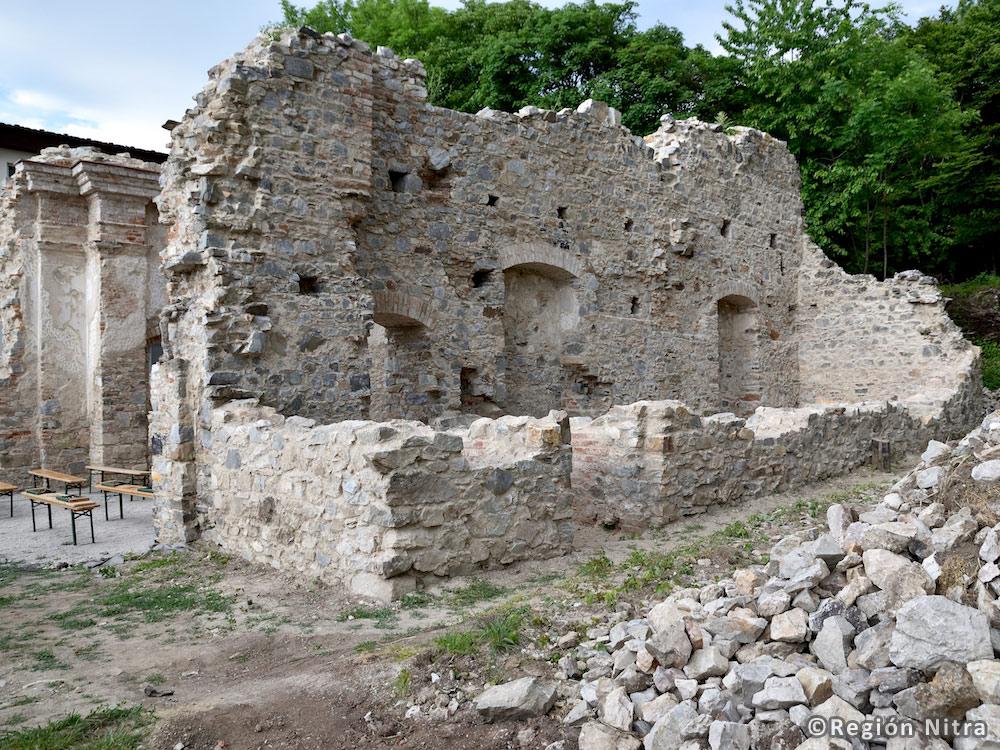Nitra – Zobor – Kláštor a hradisko